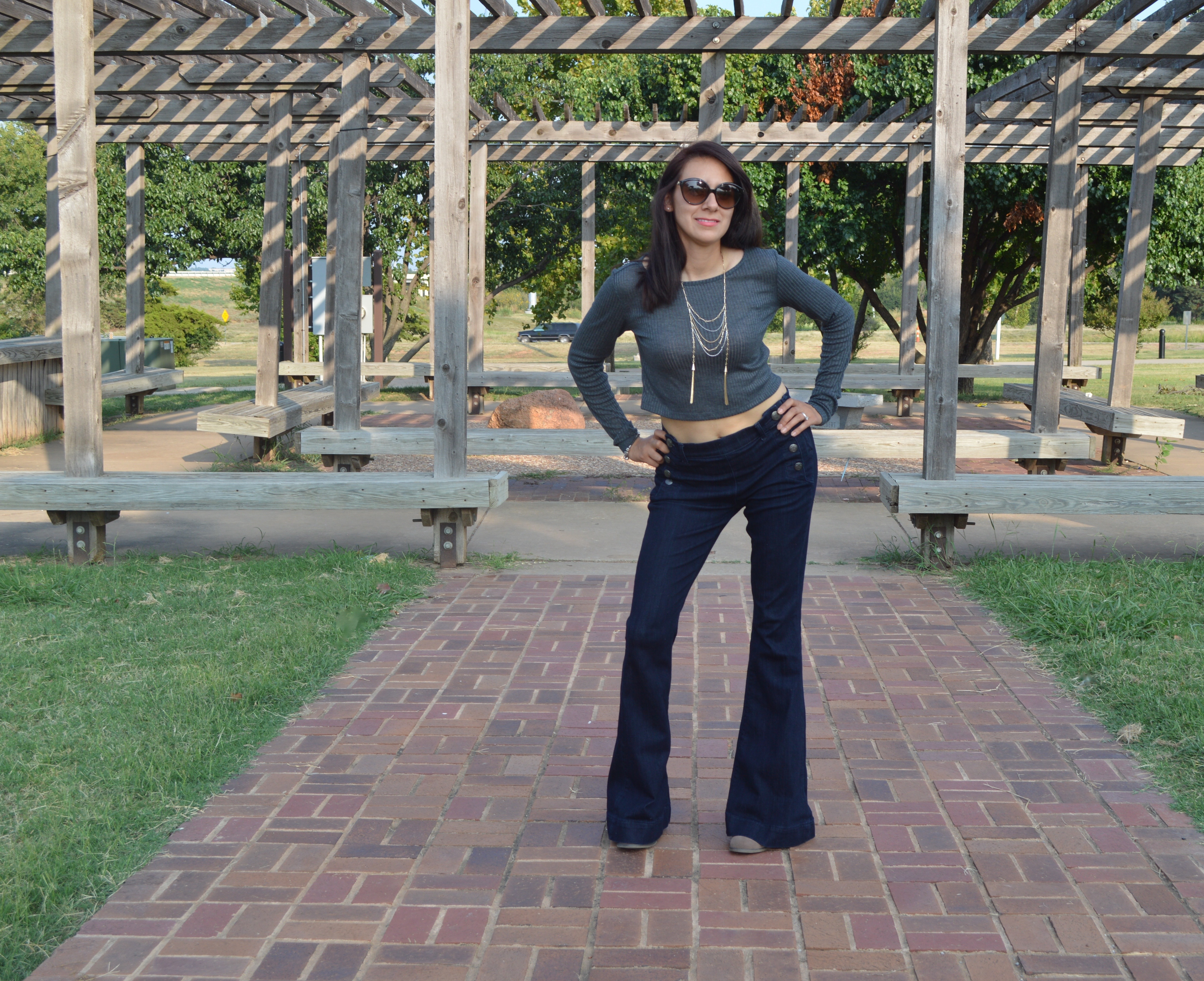 Love these Bell Bottoms <3  August 31, 2015