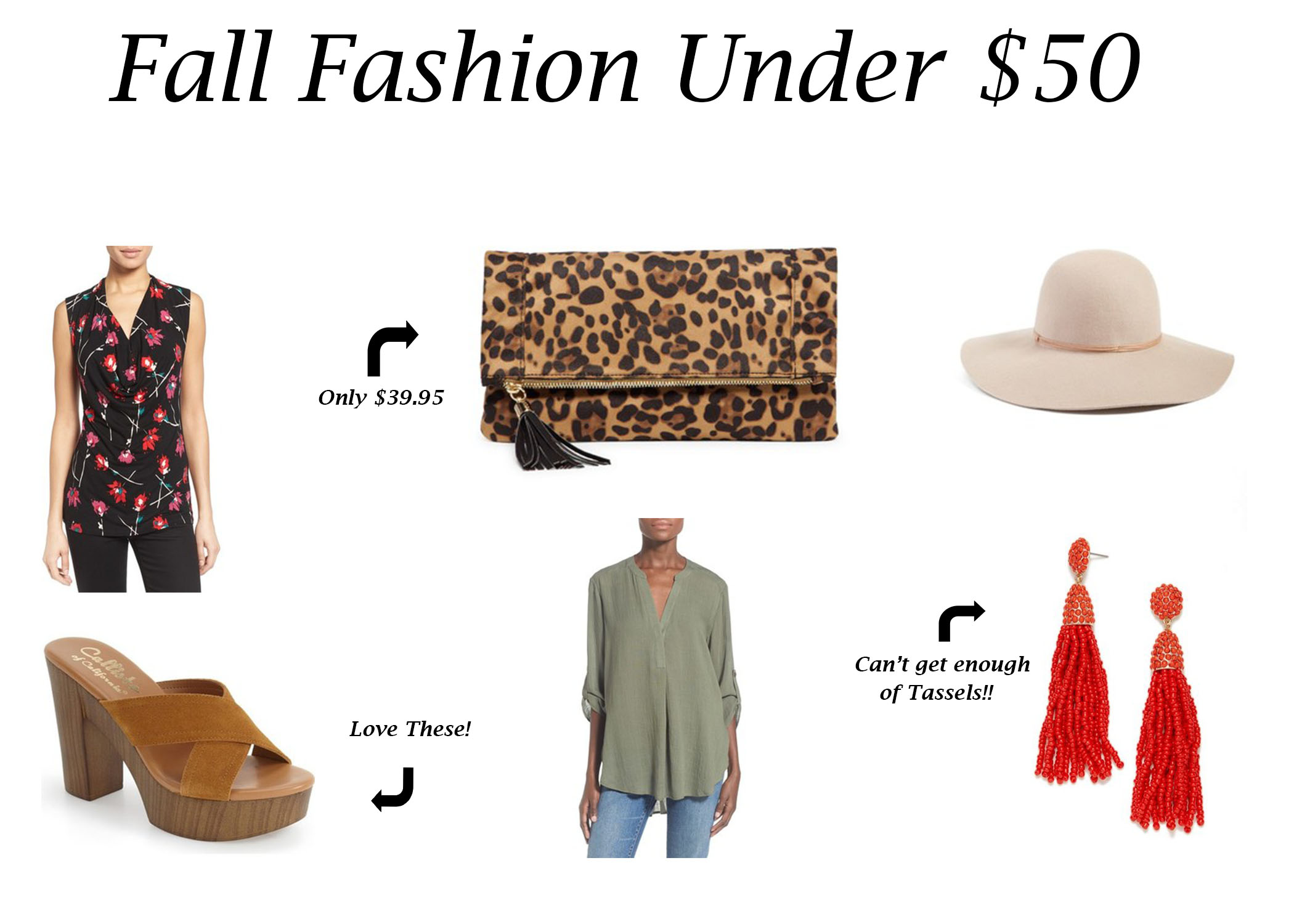 Fall Fashion Under %50, Nordstrom Shopping