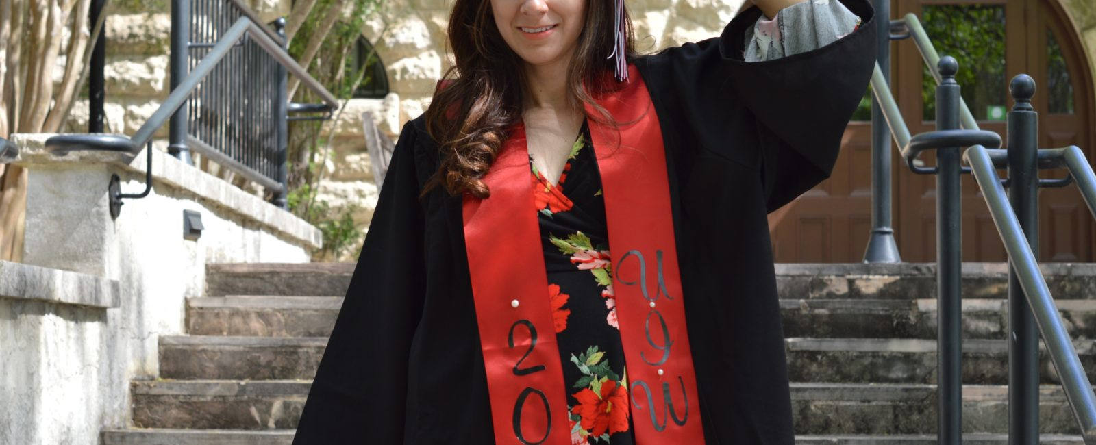Graduating From UIW 2017 + What To Wear With Your Cap & Gown